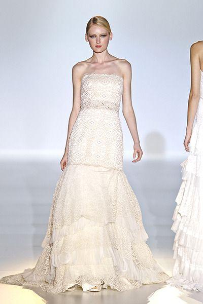 ... robes de mariée collection 2014 on Pinterest  Oscar de la Renta