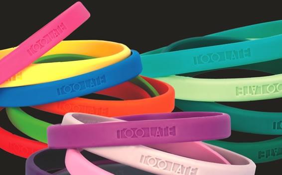 TOO LATE bracelets