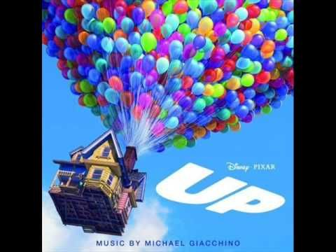 because up is such a awesome and adorable love story this would be cute for the party to walk down two lol expt the end then my epic ness will cut in =)