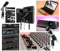 Equipamiento audiovisual