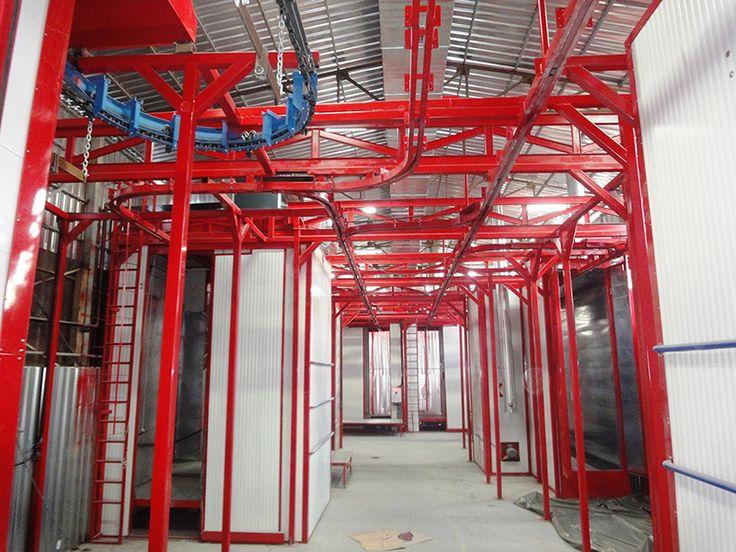 Felsőpályás konvejor, a praktikus és biztos megoldás! http://industry-t.com/product/felsopalyas-konvejor/