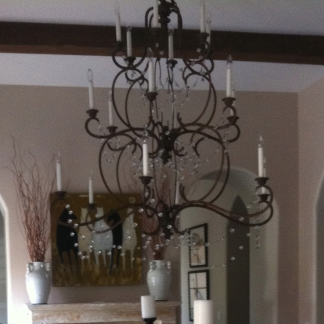 foyer chandelier