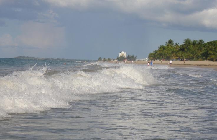 Peaceful Condado beach