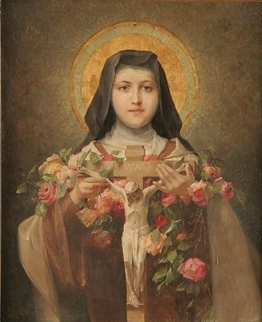 Domine non sum dignus — St. Therese of the Child Jesus Emil...