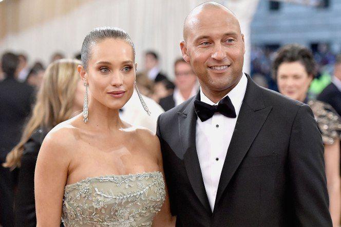 Derek Jeter and Hannah Davis' upcoming nuptials