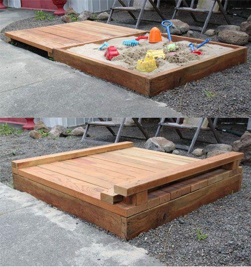 blog de decoração - Arquitrecos: Caixas de areia... para crianças!!!!
