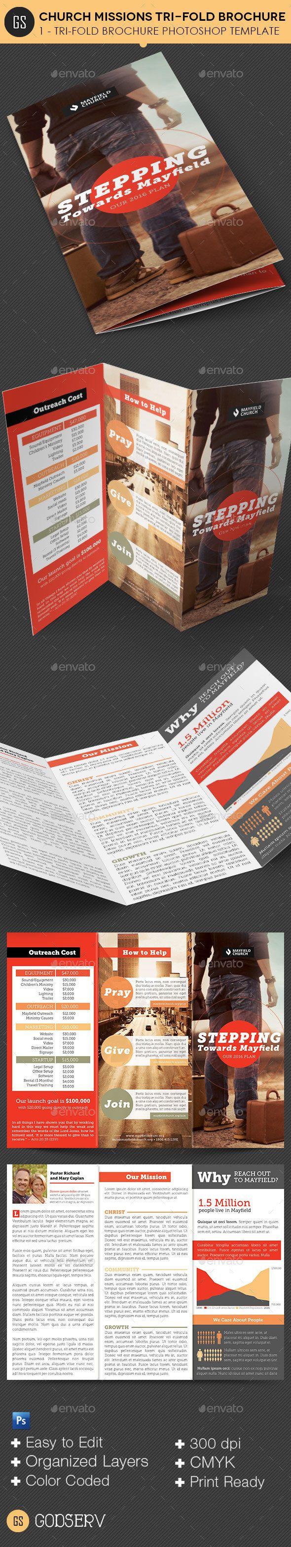 Best Brochure Templates Images On Pinterest Print Templates - Informational brochure templates