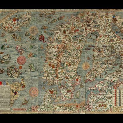 7 de los mapas más hermosos de la historia  - Aleph