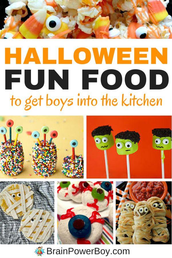 17 best images about preschool food on pinterest kids for Halloween cooking ideas for preschool
