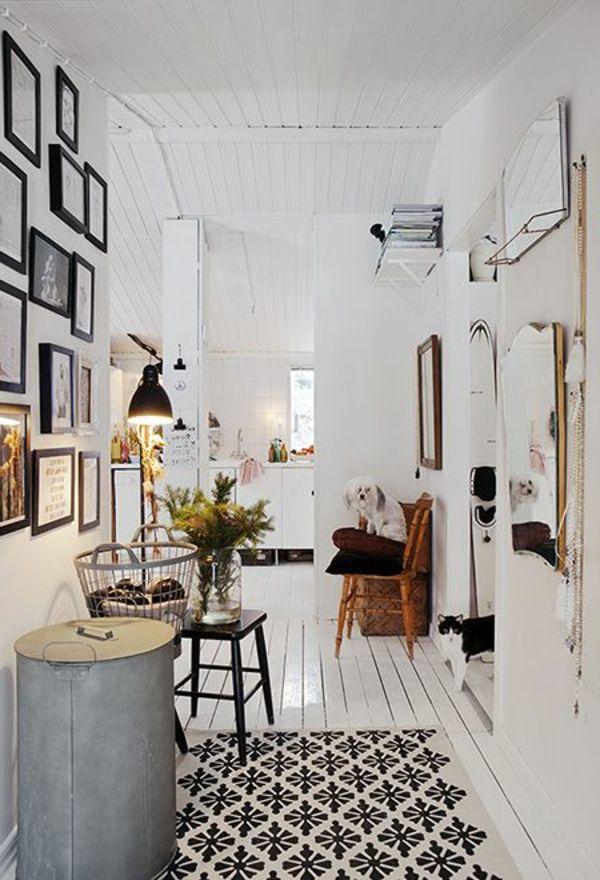 la d coration scandinave harmonie et style unique maisons pinterest entr e. Black Bedroom Furniture Sets. Home Design Ideas