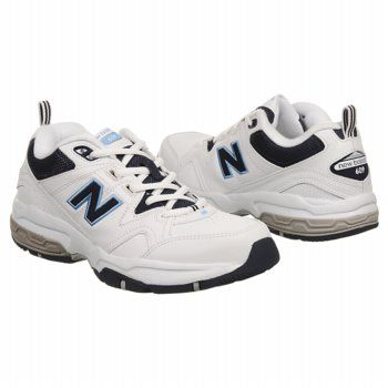 New Balance Women's WX 609 V2W Med/Wide Shoe - Review mentioned shock absorbent.