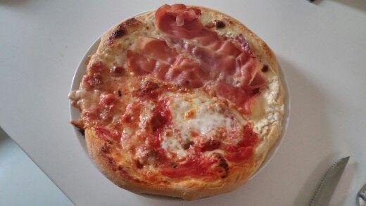 Pizza con l. M. .. 18h livitazione
