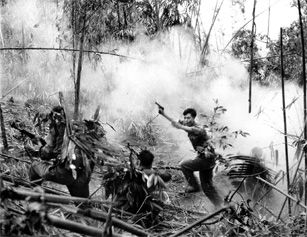 the reasons of the start of vietnam war Indochina wars: indochina wars, 20th-century conflicts in vietnam,  (beginning in the 1950s) the wars are often called the french indochina war and the vietnam war (qv),  start your free trial.