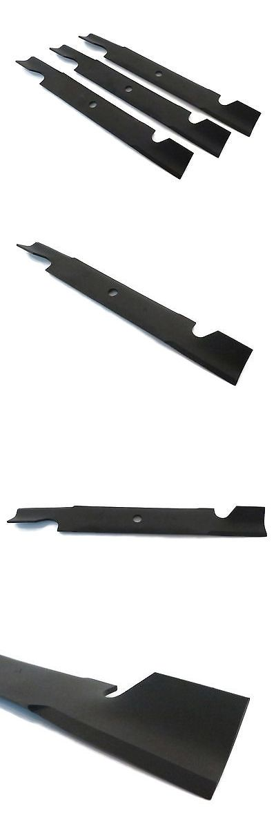 Parts and Accessories 82248: Oem Toro Blade Kit 3 Blade Set 115-9650-03 For Zero Turn Ztr Riding Lawn Mower -> BUY IT NOW ONLY: $50.89 on eBay!