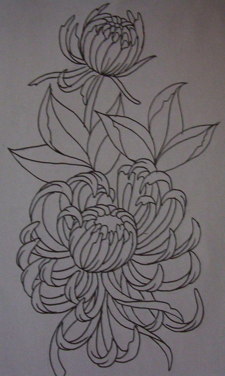Pinterest Lotus Flower Tattoo Drawing