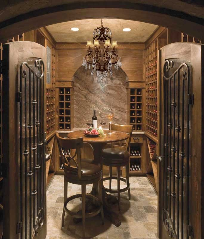 10 Best Wine Cellar Closet Images On Pinterest Wine