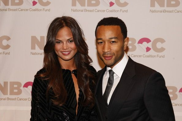Chrissy Teigen Photos: 14th Annual National Breast Cancer Coalition Fund's New York Gala