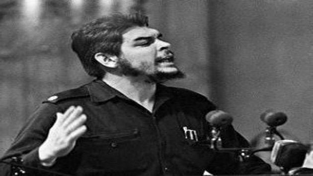 Una reflexión del Che sobre los intelectuales