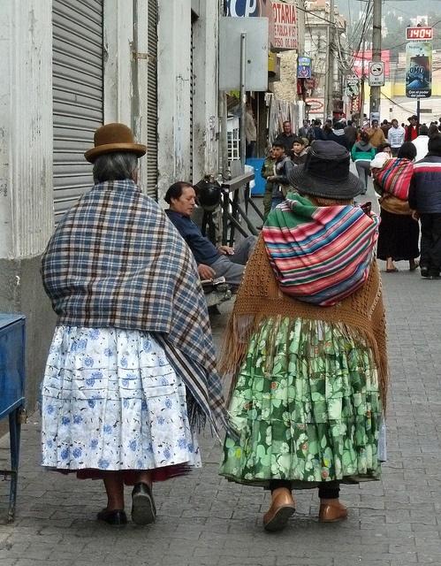 BOLIVIAN clothing | Latin America | Pinterest