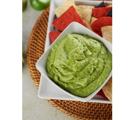 Story image of Tomatillo Guacamole