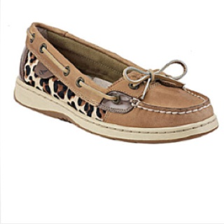 Leopard Sperry  Want but not paying the money for them