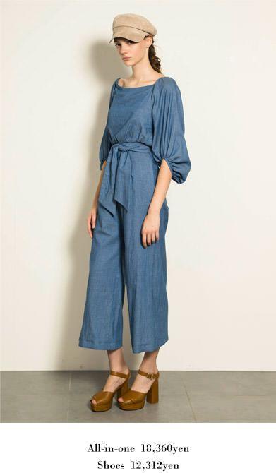 snidel スナイデル 2017SS 17ss トレンド 新作 trend fashion 2017 春夏 spring summer