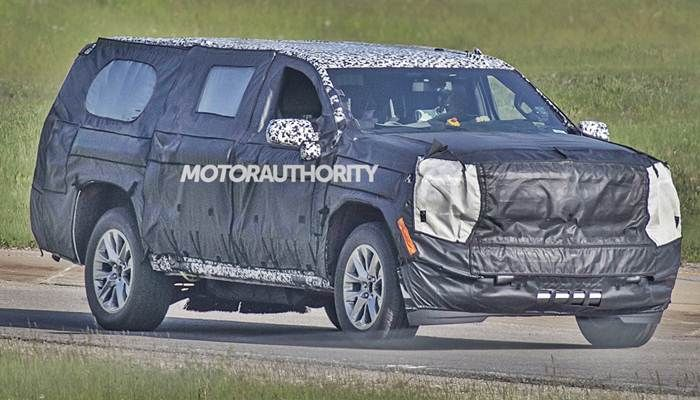 2020 Chevy Suburban Redesign And Release Date Auto And Price Is