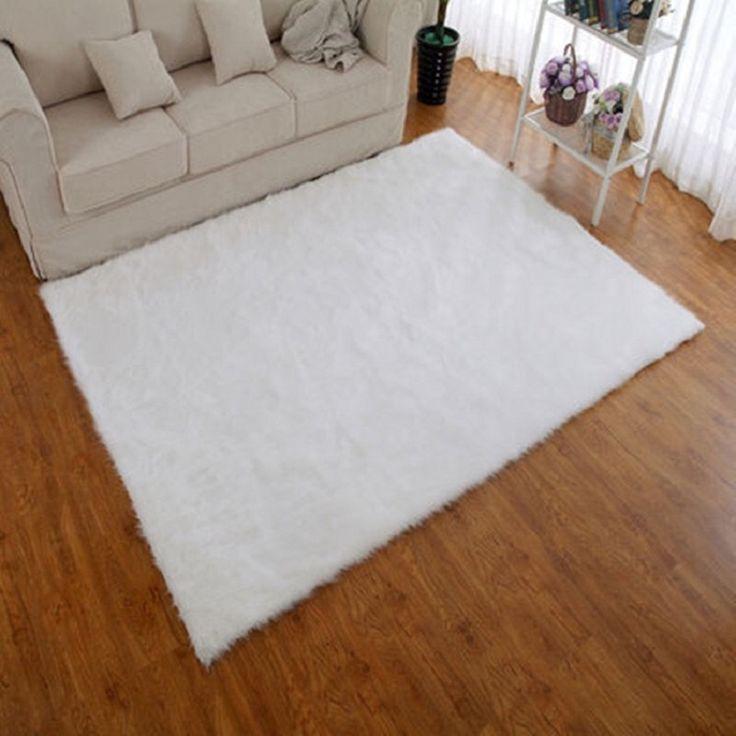 Best 25 fur rug ideas on pinterest fur carpet faux fur - Alfombras para sala ...