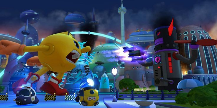 Pacman is a Japanese arcade game which was created by Toru Iwatani and developed by Namco and released in May 1980.