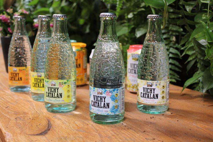 Vichy Catalan sabores, con 0% azúcares añadidos