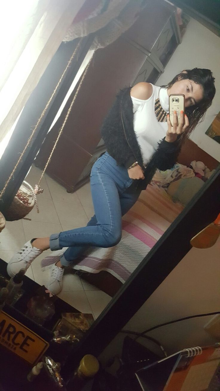 #JEAN #CASUAL #OUTFIT  #FRESCO