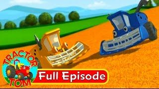 Tractor Tom - 48 Two Harvesters (full episode - English) - YouTube