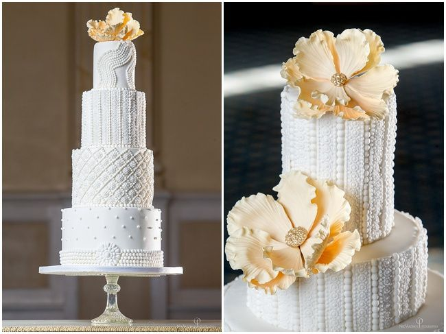 Stunning regal wedding cake by Elizabeth's Cakes Emporium | The Regent: Perfect Events Styled Shoot | Nu Bride