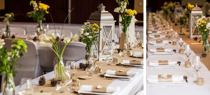 161 best f elicit les mariages by f elicit images on pinterest - Deco table mariage champetre chic ...