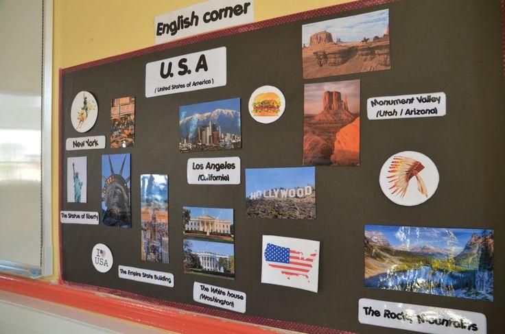 Dans cet article, je parlais des différents coins aménagés dans ma classe, dont mon «English Corner» et son panneau d'affichage en Ferflex aimanté, qui me permet d&rsq…