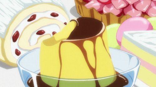 anime food animated GIF