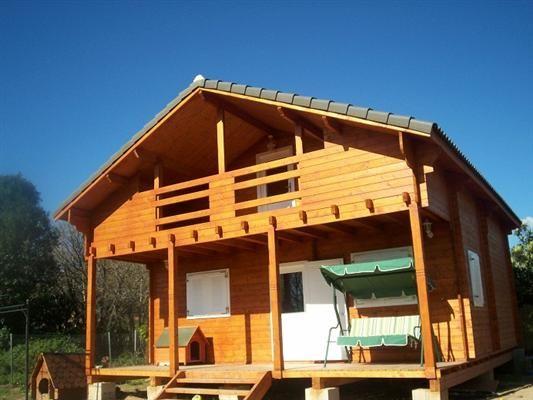 Fabricamos casas de madera para toda espa a informaci n y - Casas de madera gandia ...