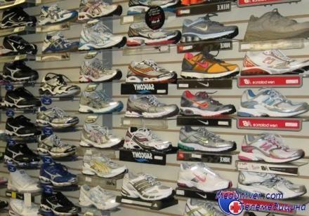 Летняя обувь для активного отдыха