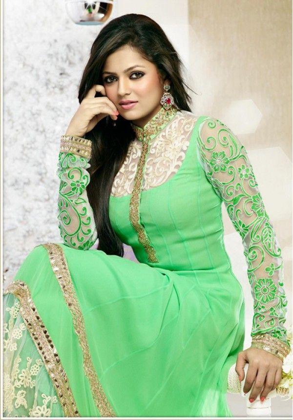 Party Wear Pakistani Indian Suit 2015