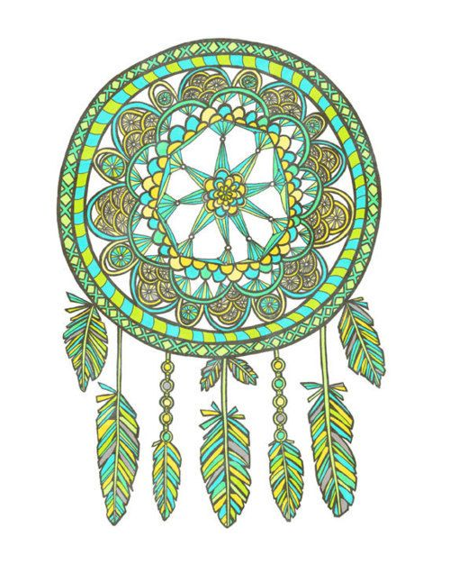 Love this,have dreamcatchers all over my room,and even hung one above my son Joseph's crib...I sincerely believe they work...