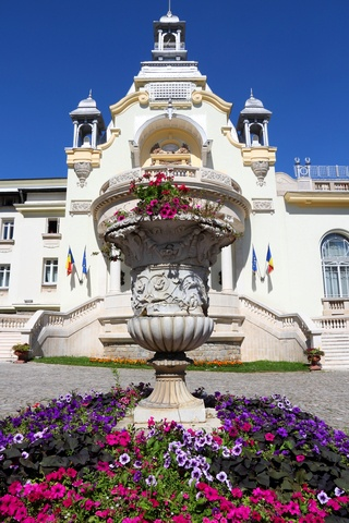 Medical Tourism in Romania. The Casino from Sinaia , on Prahova valley, Romania - http://www.intermedline.com/services/medical-tourism-romania-travel/travel-in-romania#.Urd6_PQW3sk  #medicaltourisminRomania, #medicaltravelinRomania, #medicalholidaysinRomania, #medicaltourism, #medicaltravel , #medicalholidays,  #travelRomania, #toursinRomania #sightseeingRomania , CONTACT NOW! office@intermedline.com; Phone: 1 518 620 42 25