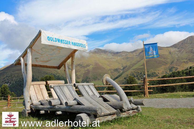 Alpine Gemütlichkeit...