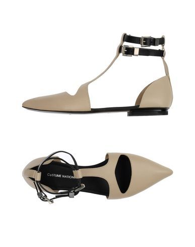 Costume National Women Ballet Flats on YOOX.COM. The best online selection of…