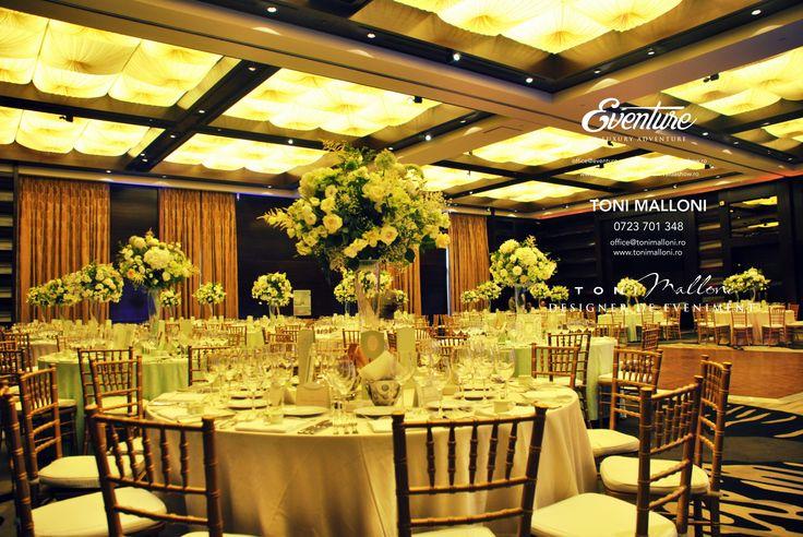 Wedding Designer Toni Malloni by Eventure Co.  graphic designer T.Ina & event designer Toni Malloni  www.eventure.com.ro www.tonimalloni.ro www.bprint.ro www.eventurecentralstore.ro +40 723 701 348 office@eventure.com.ro