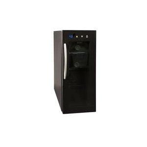 Haier HVTS04ABB 4-Bottle Wine Cellar, Black (Kitchen)