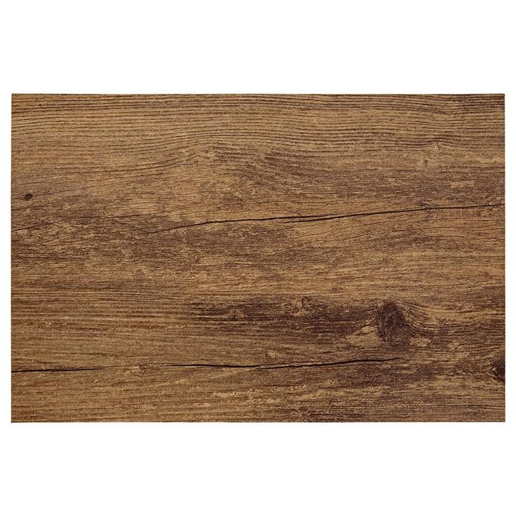 "Faux Wood PVC Placemat/Table Top Accessories/Outdoor Bouclair.com_17.7""(W) X 11.8""(L)_$6"