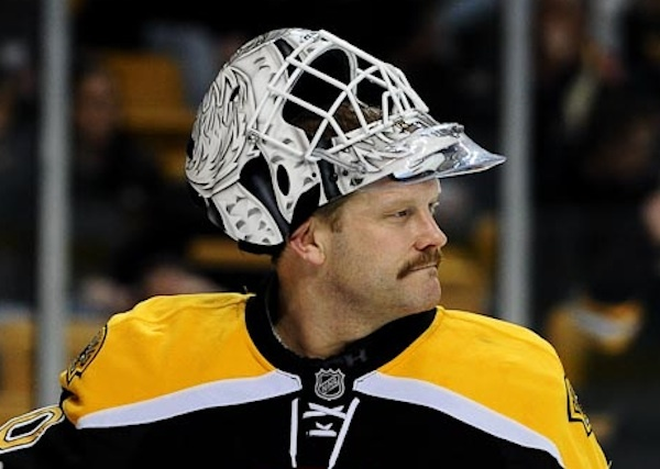Dear Tim Thomas,   I don't care much for hockey, but I do enjoy a quality mustache and an attitude that demands respect.  against the stream like a BOSS!