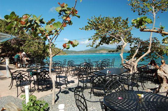 Miss Lucy's Restaurant & Bar on St John