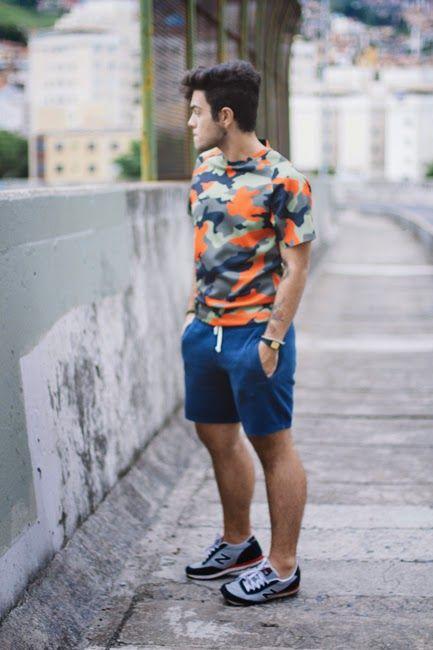 Armário Masculino   Moda masculina