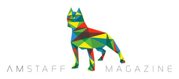 AMstaff logo by Rafał Zagórny, via Behance